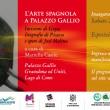 L'arte spagnola a Palazzo Gallio